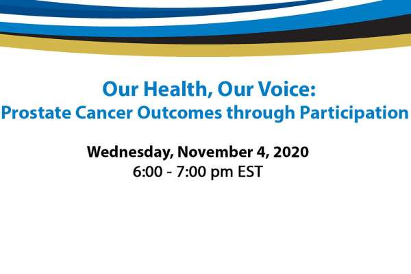 Our Health Our Voice November 4