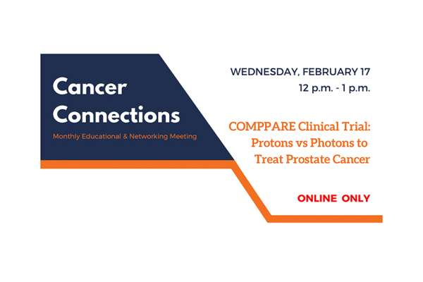 Cancer Connections Online Talk Feb. 17