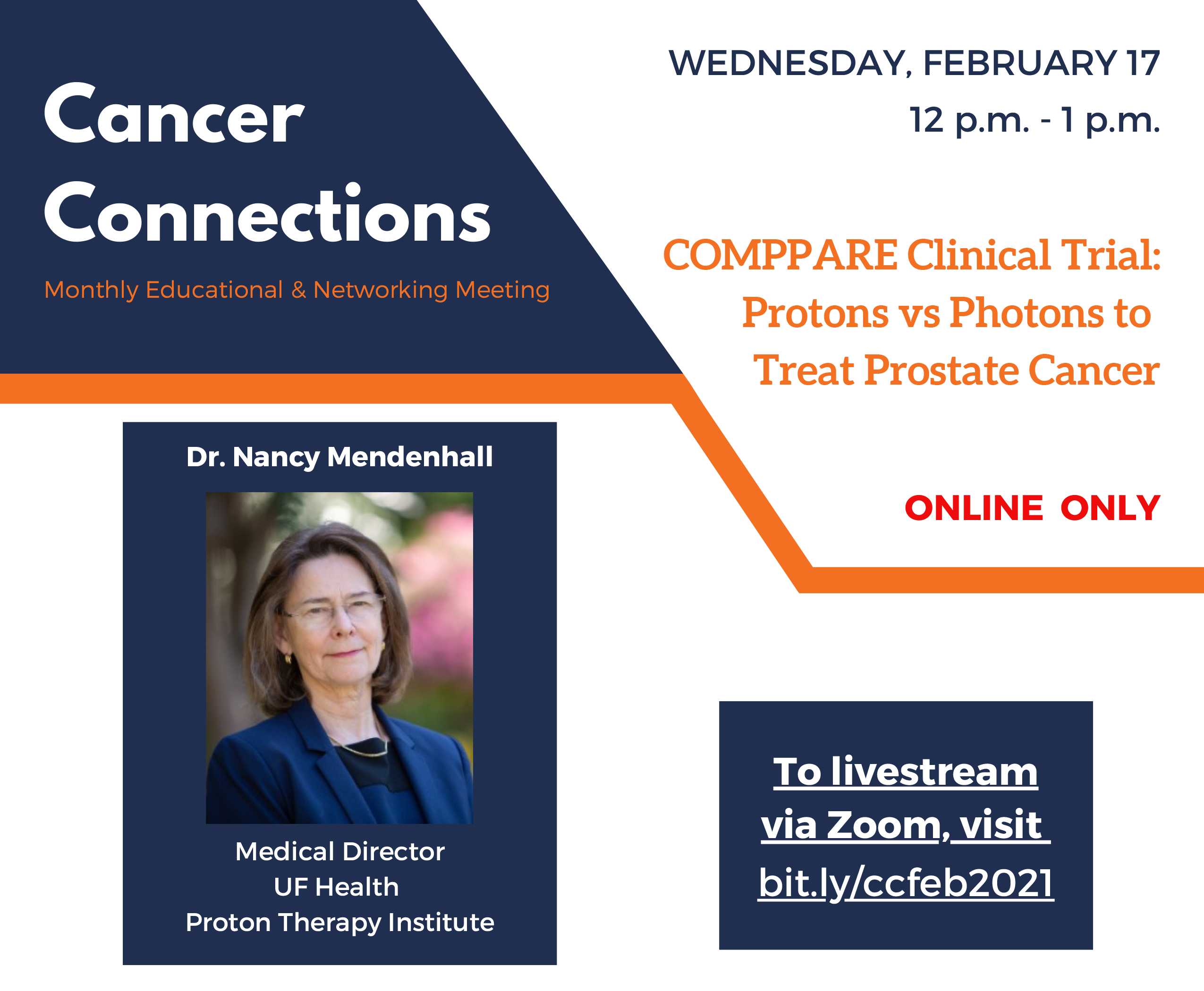Cancer Connections Talk Feb 17
